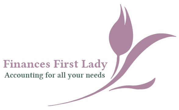 Finances First Lady Logo